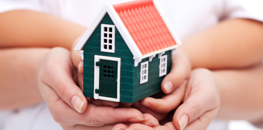 http://www.dreamstime.com/stock-photography-our-home-protected-image23708392
